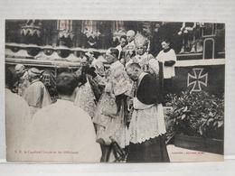 Reims. Cardinal Luçon Et Ces Officiants - Reims