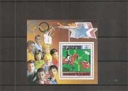 JO De LosAngelès - 1984 - Hippisme ( BF 57 XXX -MNH- De Guinée) - Estate 1984: Los Angeles