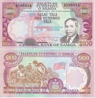 Samoa - 100 Tala 1990 AUNC Lemberg-Zp - Samoa