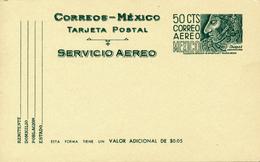 MEXICO -  Tarjeta Postal  -  Häuptlingskopf ,  Bonampak -  50 CTS - Mexico