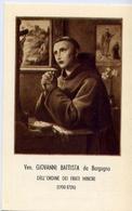 Santino - Ven. Giovanni Battista Da Borgogna - Santini