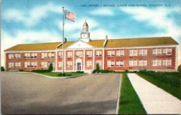 New York Kingston Myron J Michael Junior High School - NY - New York