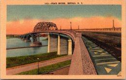 New York Buffalo Peace Bridge - Buffalo