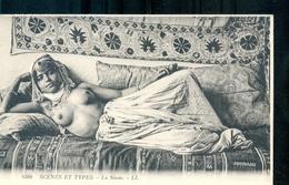 Algerije - Algérie - Algeria - Oran - Vrouw - Nude - Naakt - 1905 - Algerije