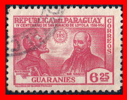 PARAGUAY ( AMERICA DEL SUR)   SELLO ANTIGUO - Paraguay