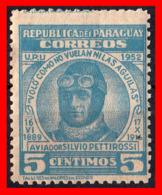 PARAGUAY (AMERICA DEL SUR)  SELLO ANTIGUO - Paraguay