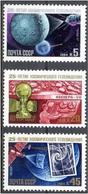 1984  Mi.5438-40 (**) - 1923-1991 USSR