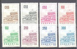 Formose: Yvert N° 591A/594A** - 1945-... République De Chine