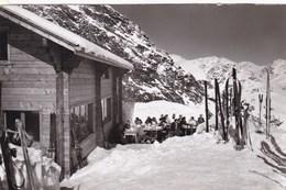 Saas Fee, Lnftseilbahn, Spielboden, Restaurant Spielboden (pk56813) - VS Valais