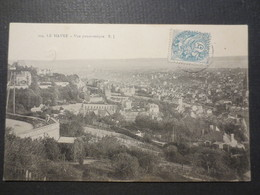 76 - Le Havre - CPA - Vue Panoramique - E.J  N° 204 - TBE - - Le Havre