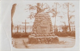 BEREZA KARTUSKA Belarus Today Poland WW I Helden Denkmal 27.9.1916 Gelaufen Als Feldpost - Kriegerdenkmal