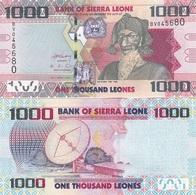 Sierra Leone - 1000 Leones 2010 UNC Lemberg-Zp - Sierra Leone
