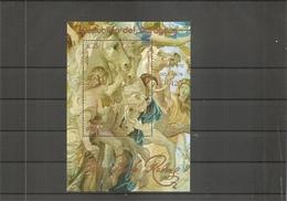 Rubens ( BF 312 XXX -MNh- Avec Inscriptions En Or Du Paraguay) - Rubens