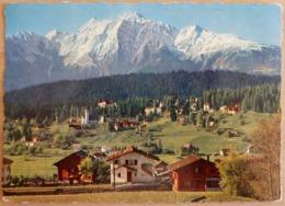 Flims Waldhaus Mit Piz Riein - Schweiz