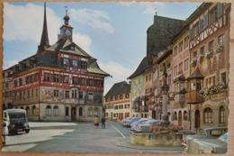 Stein Am Rhein Mit Rathaus - Schweiz