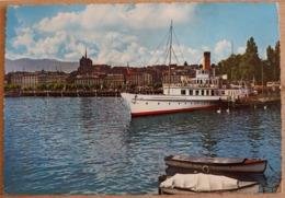 Genf Schiff - Schweiz
