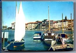 """SAINT-TROPEZ Le Port CPSM Ecrite En 1967 TBE Edit """"Mar"""" - Saint-Tropez"""