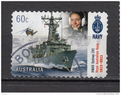 Australie, Australia, Militaria, Navy, Hélicoptère, Bateau, Boat, Marine, Helicopter - Helicopters