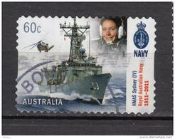 Australie, Australia, Militaria, Navy, Hélicoptère, Bateau, Boat, Marine, Helicopter - Helicópteros