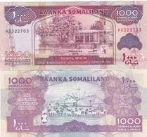 Somaliland - 1000 Shilin 2015 UNC Lemberg-Zp - Somalia