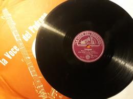 La Voce Del Padrone   -   1953   Serie GW  Nr. 2302. Gigi Stok - 78 G - Dischi Per Fonografi