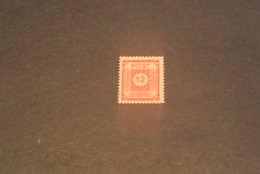 K19604 - Stamp MNH West Saxony - 1945 - Post 12 - SC. 15N10 - Zone Soviétique