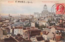 BRUXELLES - Panorama Avec Palais De Justice - Panoramische Zichten, Meerdere Zichten