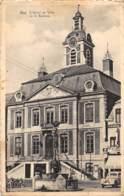 HUY - L'Hôtel De Ville Et Le Bassinia - Huy
