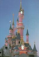 Disneyland Paris (France) Le Chateau, The Castle, Il Castello, Der Schloss - Disneyland