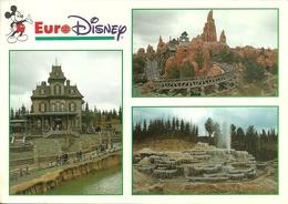 Disneyland Paris (France) Eurodisney, Frontierland, Vues, Views - Disneyland