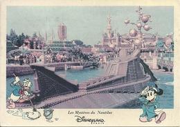 Disneyland Paris (France) Les Mistères Du Nautilus - Disneyland