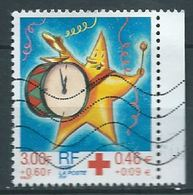 FRANCE 1999 CHRISTMAS AND NEWYEAR (RED CROSS) USED YT 3288 Mi 3429A SC B697 SG 3624 - Frankreich