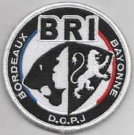 Écusson Police BRI Bordeaux-Bayonne - Police & Gendarmerie