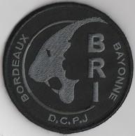 Écusson Police BRI Bordeaux-Bayonne BV - Police & Gendarmerie
