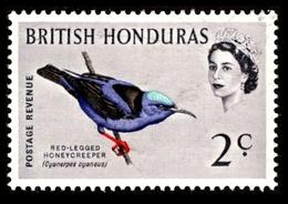 1962 British Honduras - British Honduras (...-1970)