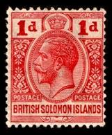 1913 Solomon Islands - British Solomon Islands (...-1978)