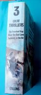 Three Great Thrillers : Desmond Bagley / Douglas Rutherford / Karen Campbell - Novelas