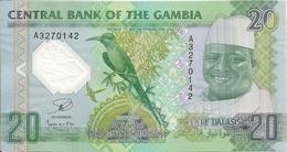 GAMBIE 20 DALASIS 2014 UNC P 30 - Gambie