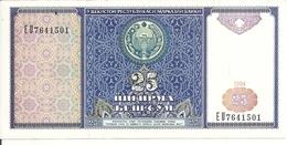 OUZBEKISTAN 25 SUM 1994 UNC P 77 - Uzbekistan