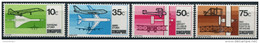 Singapore 1978. Michel #318/21 MNH/Luxe. History Of Aviation. (Ts21/27) - Aviones