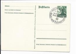 DR P 275 - 6 Pf Sudetenland Mit Blanko Sonderstempel Reichenberg Im Befreiten Sudetenland - Deutschland