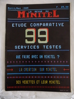 La Revue Du MINITEL N° 1 Avril-Mai 1985 - Informatique