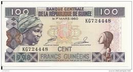 GUINEE 100 FRANCS 1998 UNC P 35 - Guinea