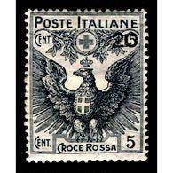"1916 Italy ""Semi Post"" - 1900-44 Vittorio Emanuele III"