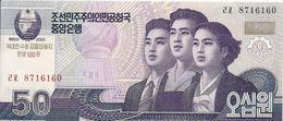 COREE DU NORD 50 WON 2013 UNC P CS11 - Corea Del Norte