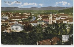 Ljubljana(Laibach) 1915- Zensurirt - Yougoslavie