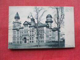 Masten Park High School New York > Buffalo Ref 3217 - Buffalo