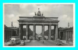 A746 / 167  BERLIN Porte De Brandenbourg ( Voiture - Bus - Timbre ) - Allemagne