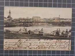 9327) Hungary Hongrie Uduözlet Bajárol I Sygovieza-part 1901 - Ungheria