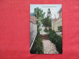 Stone Alley  Massachusetts > Nantucket  Ef 3218 - Nantucket